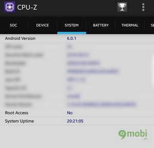 cach test cpu-z samsung s7 edge