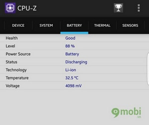 test cpu-z samsung
