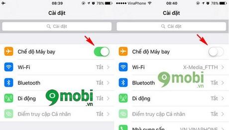 huong dan sua loi iphone khong ket noi duoc wifi