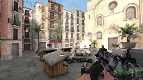 Top 5 game bắn súng miễn phí hay nhất trên Android