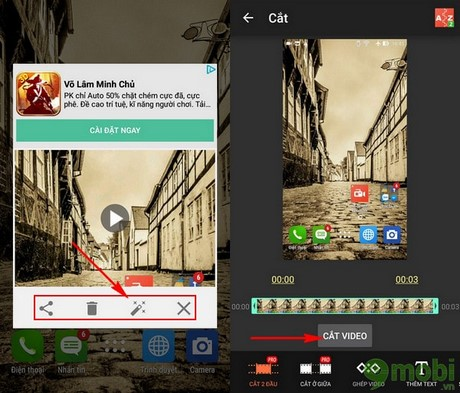 AZ Screen Recorder cho Android