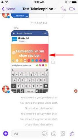 huong dan xoa tin nhan facebook messenger