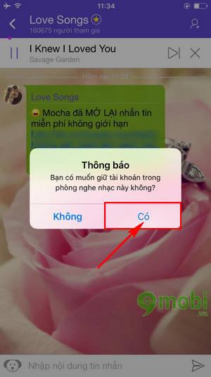 mocha chat room