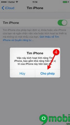 chong trom iphone