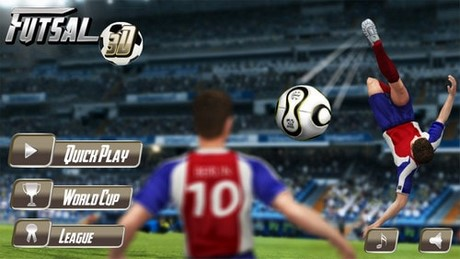 tai game futsal cho android