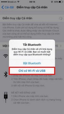 phat 3g tu iphone