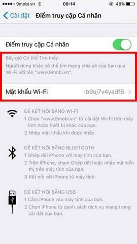 cach phat 3g iphone