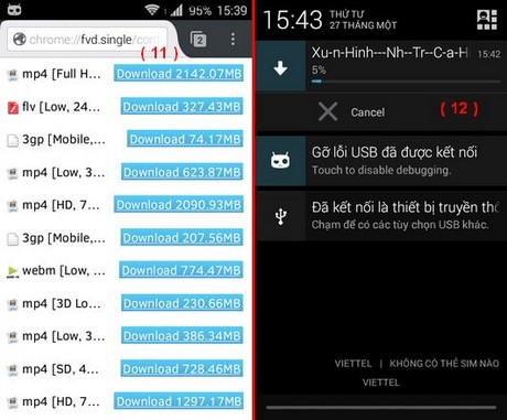 youtube downloader hd cho android