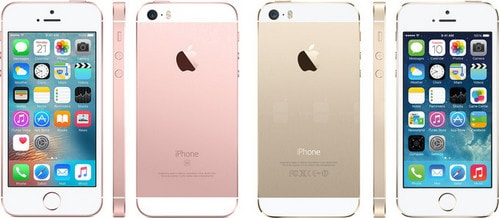 nen mua iphone se hay iphone 5s