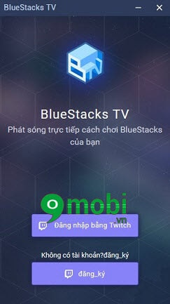 stream game bang bluestacks