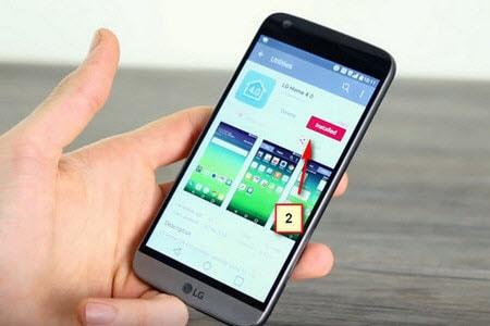 mo app drawer lg g5