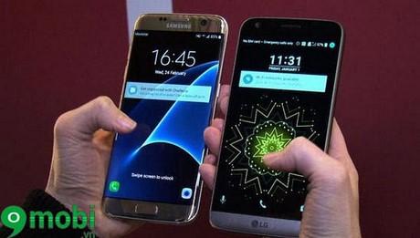 lg g5 vs galaxy s7