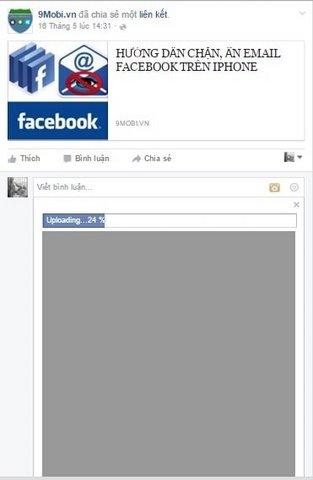 cach binh luan bang video tren facebok