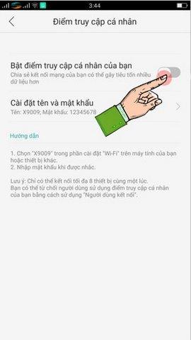 phat wifi Oppo neo