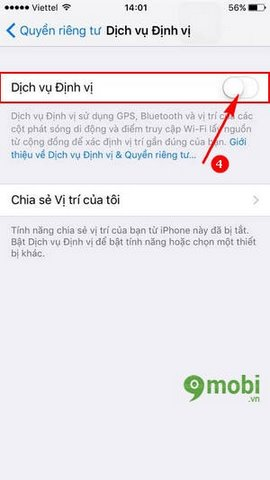 huong dan bat gps iphone