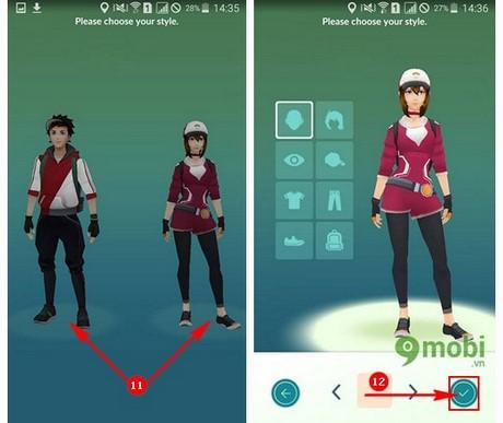 cai Pokemon Go cho Android
