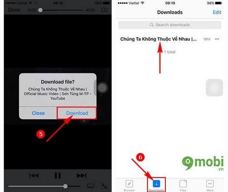 https://9mobi.vn/cach-tai-video-youtube-ve-iphone-khong-can-jailbreak-5507n.aspx.  Như vậy chúng ta đã tải video Youtube về iPhone thành công mà không cần ...