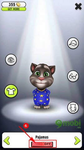 My Talking Tom cho iPhone