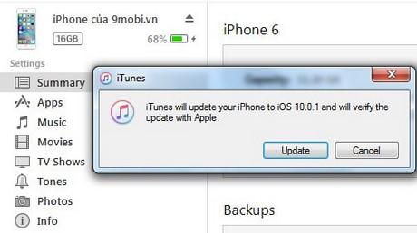 Downgrade iOS 10.1 beta