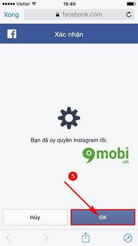 tim ban instagram qua facebook