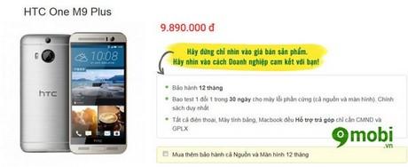 điện thoại giá 9 triệu tốt