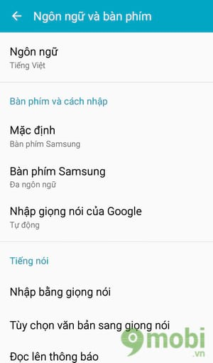 cach cai dat tieng viet cho android