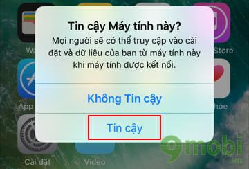 fix itunes khong nhan iphone