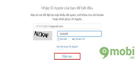 khong dang nhap duoc app store