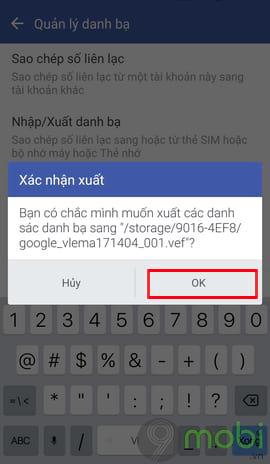 chuyen danh ba tu android sang iphone