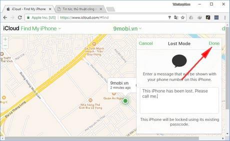 tim iphone bi mat