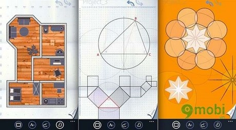 architech sketchpad for windows phone