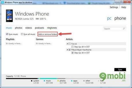 cach cai nhac chuong tren windows phone 8