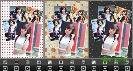 photo collage creative