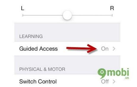 khoa ung dung tren iPhone 6, iP 5s, 5, 4s