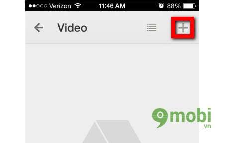 iOS - How to Share Video Full HD via Google Drive on iPhone