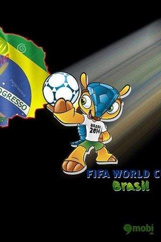 Hình nền World Cup 2014 cho iPhone, iPad