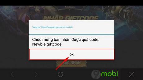 Code lien quan mobile