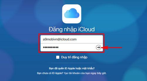 lay lai danh ba iPhone xoa nham