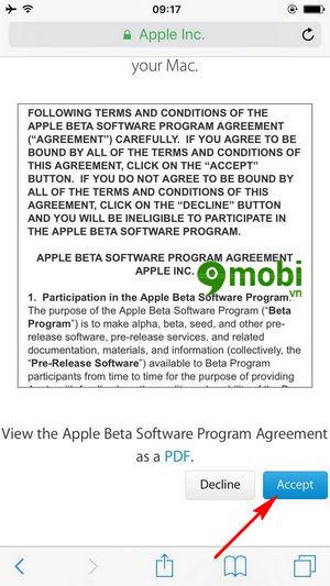 cach update ioS 11 cho iPad bang Itunes