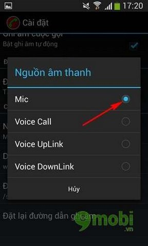 cach dung auto call recorder