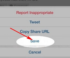 cach luu anh tu instagram ve iphone