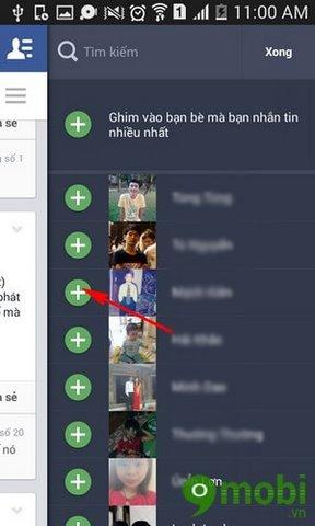 them nhom chat yeu thich tren facebook