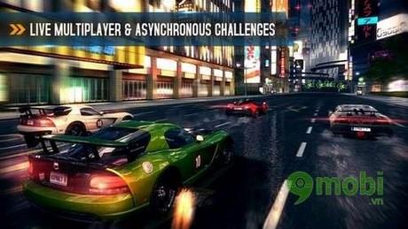 tai game dua xe hay cho android