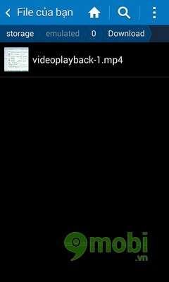 download video tu yotube tren android