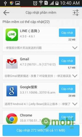 quan ly ung dung voi lbe security master tren android
