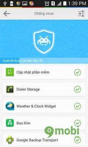 diet virut voi lbe security master tren android