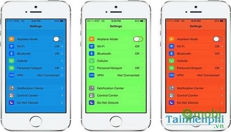 ung dung hay tren cydia cho ios 7 tren iphone 5, 4s, 4