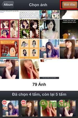 ghep anh ios bang iphone 6 plus, 6, ip 5s, 5, 4s, 4