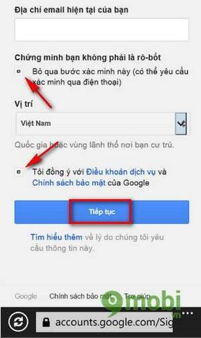 how to create gmail on phone