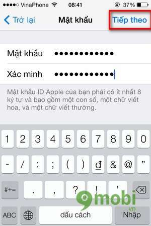 how to set up two icloud accounts on an iphone